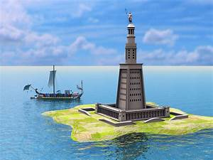 Lighthouse Of Alexandria Kids Discover