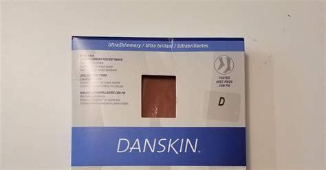 Danskin Ultra Shimmery Tights
