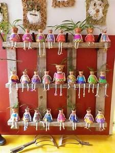 Creation Avec Des Pots De Fleurs : deco bricolage avec des pots de fleurs l atelier de romane ~ Melissatoandfro.com Idées de Décoration