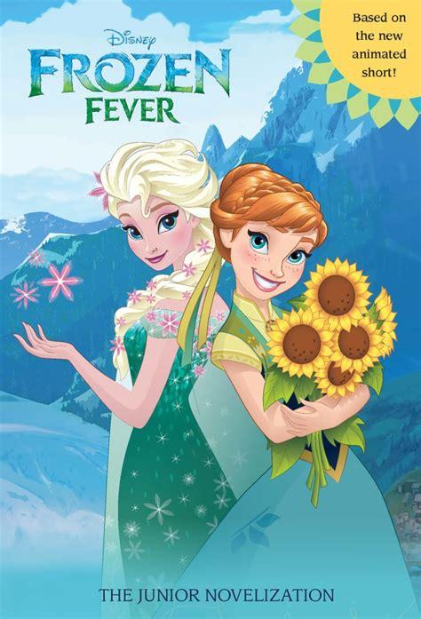 frozen fever junior  disney books disney