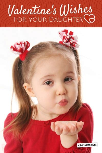 19 Adorable Valentine's Day Wishes For Your Daughter ...