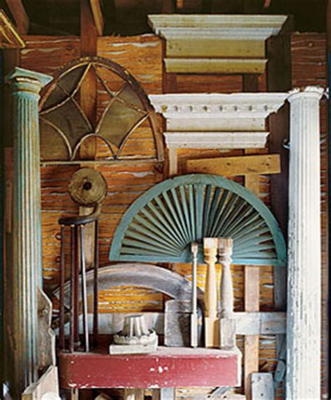 shop  architectural salvage  house journal