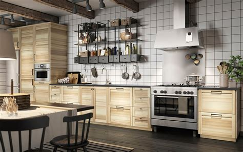 kitchen designer bring a feeling of tradition quality and handmade Ikea