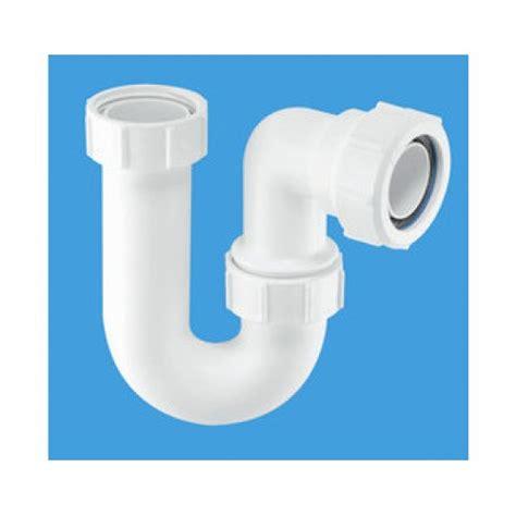 plumbing p trap 1 1 4 quot p trap white mcalpine davies
