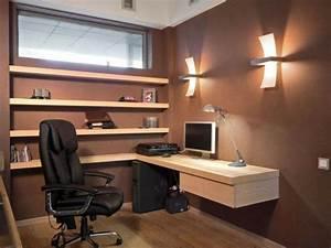 17 meilleures idees a propos de etagere murale fixation With meuble bibliotheque bureau integre 0 le bureau avec etagare designs creatifs archzine fr