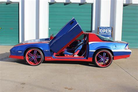 chevrolet camaro custom  door coupe