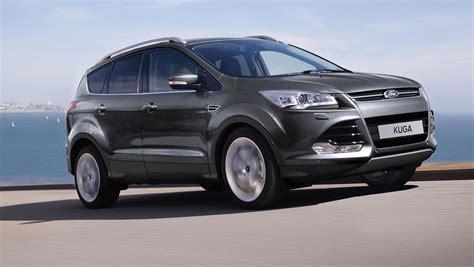 2015 Ford Kuga Titanium Petrol Review