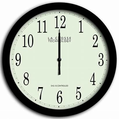 Animated Clock Svg Analog Wikipedia Pixels Commons
