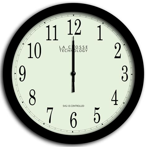I got a logo in svg that i want to animate. File:Animated analog SVG clock.svg - Wikimedia Commons