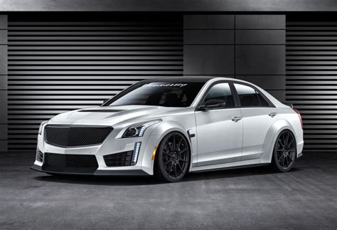 Hennessey Cadillac Cts V Wagon For Sale
