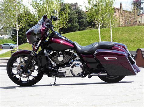 Harley Davidson Electra Glide Ultra Limited Bagger 2014