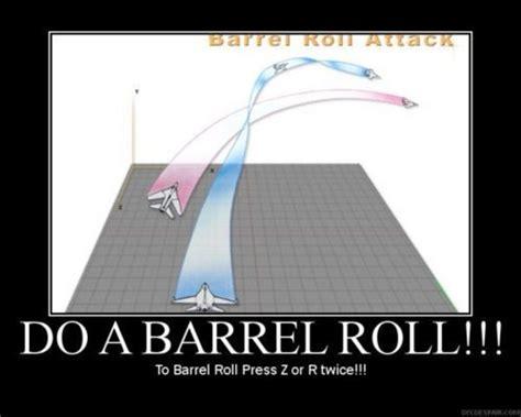 Do A Barrel Roll Meme - image 30437 do a barrel roll know your meme