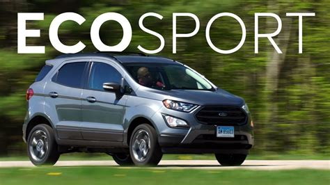 ford ecosport quick drive consumer reports youtube
