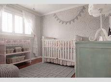 Colette's Shabby Chic Feminine Nursery Project Nursery