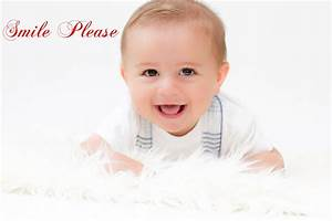 Smile Please Cute Baby Graphic