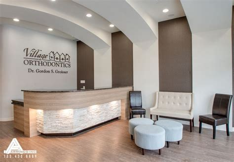 Uconn Health Center Front Desk by De 10 B 228 Sta Id 233 Erna Om Dental Office Design P 229