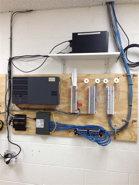 Wiring Voice Data Infrastructure Arlington Hts