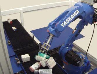 robotic pharmaceutical unit picks workcell  robot report
