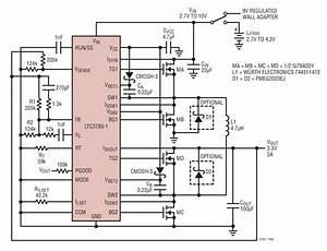 Ltc3785 9v Wall Adapter Buck