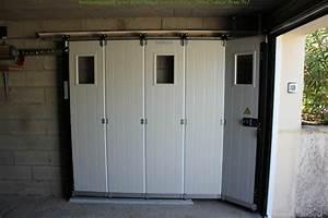 porte de garage et portail motorise a soyaux 16 tryba With porte de garage enroulable avec bloc porte double