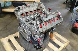 2008  Audi  S6 5 2l  V10  Engine