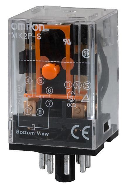 Mkkp Omron Industrial Automation Power Relay