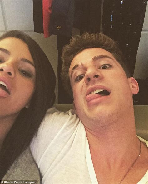 single bed selena gomez and puth post photos fueling