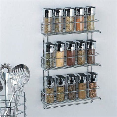 Counter Spice Rack by Cabinet Spice Rack Ebay