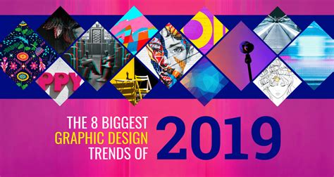 biggest graphic design trends   dominate
