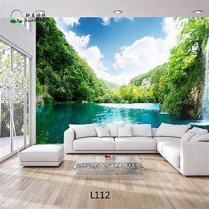 Warm 3d Wallpaper For Home Wall Walls In Living Room ...