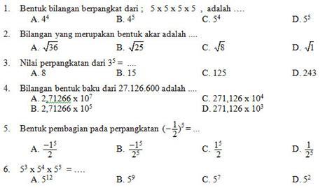 Kunci jawaban ucun tahap 2 dan pembahasannya by muhammad7faqiih. Kisi-Kisi, Soal dan Kunci Jawaban Matematika SMP Kelas 9 ...