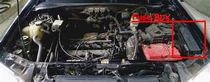 05 Mazda Tribute Fuse Box