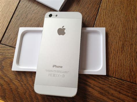 used iphone 5 price new white iphone 5 16gb never been used clickbd