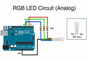 Rgb Led Strip Wiring Diagram