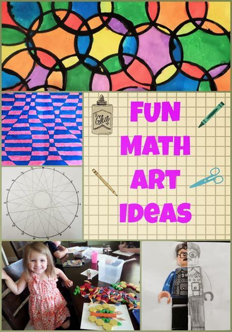 tamara  chilvers blog fun math art ideas october