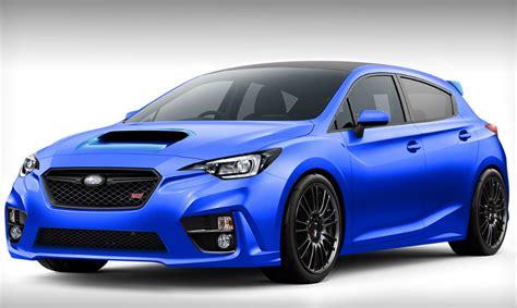 2020 subaru wrx sti hatchback 2020 subaru sti hatchback exterior interior release date