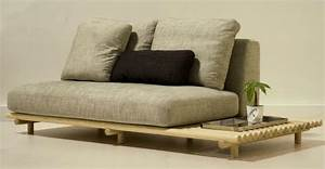 Zen furniture cool zen style seating design the raft for Zen sectional sofa