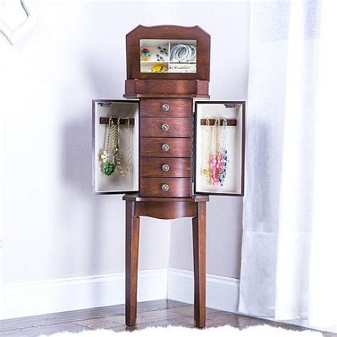 Jewelry Armoire Kmart Kmart Hives Honey Jewelry Armoire 14 50 Reg 79
