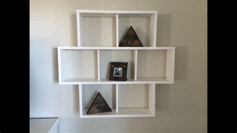 diy wall shelf youtube