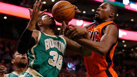 Kevin Durant Patterned His Game After Larry Bird, Admires ...