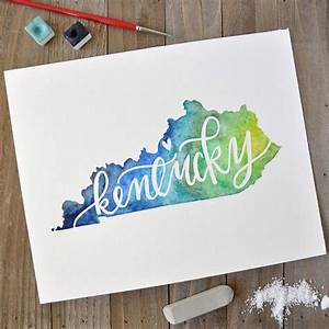 beautiful watercolor and hand lettering with motlow With masking letters for painting