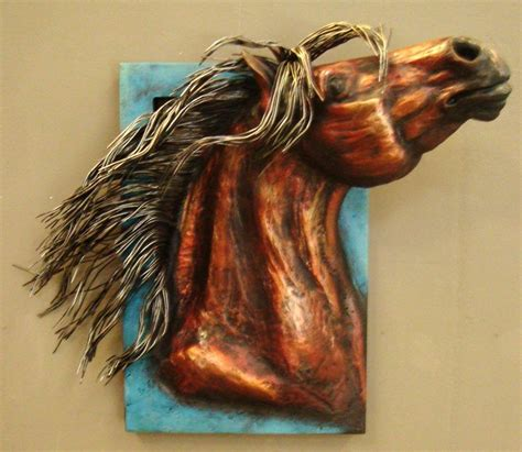 Each horse has a unique coloration and position as they race across the wall, bringing the magical energy of these fabulous animals to your home or cabin! 3D Horse Wall Art | Horse wall, Horse wall art, Wall sculptures
