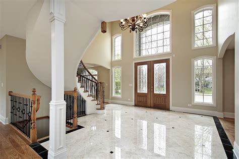floor l in front of window 44 entrance foyer design ideas for contemporary homes photos