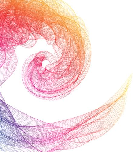 transparent background illustrator transparent wave abstract background vector free vector in