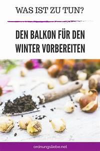 Balkonpflanzen Winterfest Machen : den balkon winterfest machen was ist zu tun ~ Watch28wear.com Haus und Dekorationen