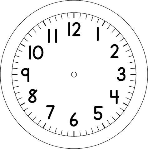 reloj dibujalia dibujos para colorear profes matem 225 ticas reloj