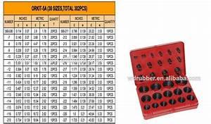 Hydraulic O Rings Size Chart Universal 5b Standard Nbr 382pcs 30 Sizes O Ring Box Buy