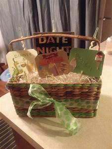 date basket clip a gift card in the clothes pins
