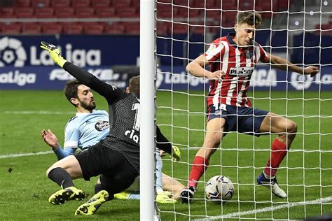 Atletico Madrid Vs Celta Vigo, Gol Telat Ferreyra Buyarkan ...