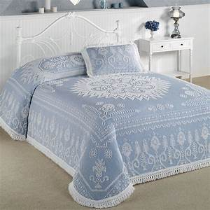 Maroon kitchen, bedspreads only white candlewick bedspread
